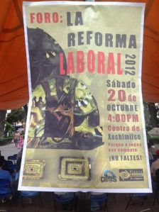 Foro Reforma Laboral