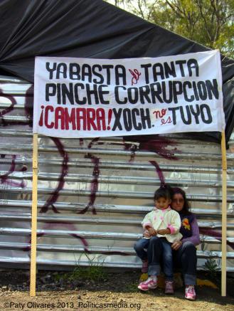 Comunicado Chedraui en Xochimilco.